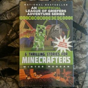 6 Thrilling Stories For Minecrafters